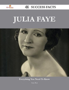 Julia Faye 44 Success Facts - Everything you need to know about Julia Faye