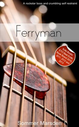 Ferryman: Erotic Gay Fiction
