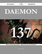 daemon 137 Success Secrets - 137 Most Asked Questions On daemon - What You Need To Know
