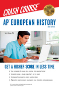AP® European History Crash Course Book + Online