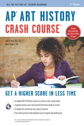 AP® Art History Crash Course Book + Online