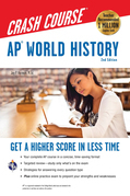 AP® World History Crash Course Book + Online