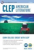 CLEP® American Literature Book + Online