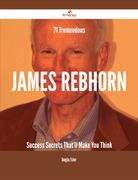 71 Tremendous James Rebhorn Success Secrets That'll Make You Think
