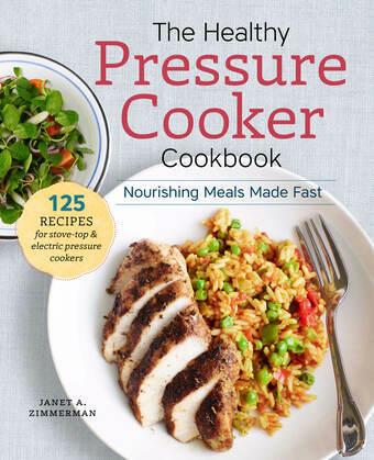 The Healthy Pressure Cooker Cookbook