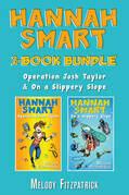 Hannah Smart 2-Book Bundle: Operation Josh Taylor / On a Slippery Slope