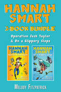 Hannah Smart 2-Book Bundle: Operation Josh Taylor / On a Slippery Slope