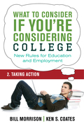 What To Consider if You're Considering College — Taking Action