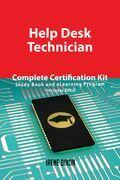Help Desk Technician Complete Certification Kit - Study Book and eLearning Program