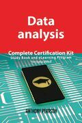 Data analysis Complete Certification Kit - Study Book and eLearning Program