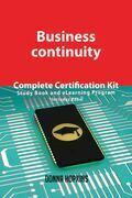 Business continuity Complete Certification Kit - Study Book and eLearning Program