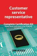 Customer service representative Complete Certification Kit - Study Book and eLearning Program