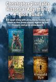 Christopher Dinsdale's Historical Adventures 4-Book Bundle: Broken Circle / Stolen Away / Betrayed / The Emerald Key