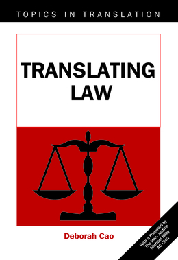 Translating Law