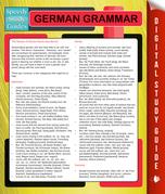 German Grammar (Speedy Language Study Guides)