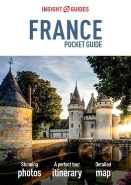 Insight Guides: Pocket France