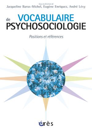 Vocabulaire de psychosociologie