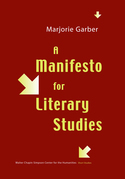 A Manifesto for Literary Studies