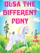Ulsa the Different Pony