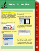 Excel 2011 for Mac