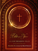 Bible-in-a-Year: 365 Day Reading Plan King James Version