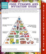 Food Pyramid And Nutrition Guide (Speedy Study Guide)