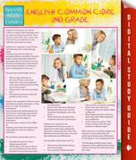 English Common Core 2nd Grade (Speedy Study Guide)