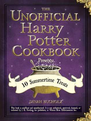 The Unofficial Harry Potter Cookbook Presents: 10 Summertime Treats