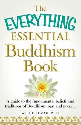 The Everything Essential Buddhism Book