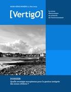 Hors-série 5 | 2009 - Quelle stratégie européenne pour la gestion intégrée des zones côtières ? - VertigO