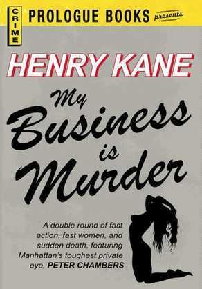 My Business is Murder