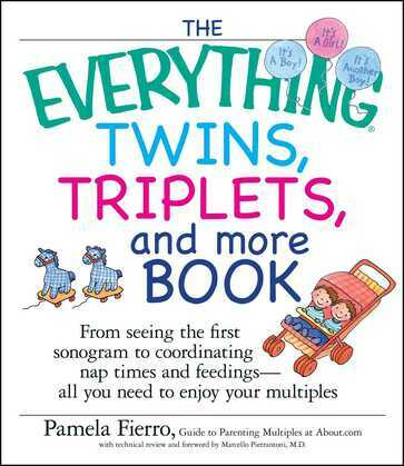 The Everything Twins, Triplets, and More Book