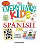 The Everything Kids' Learning Spanish Book