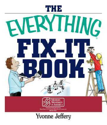 The Everything Fix-It Book