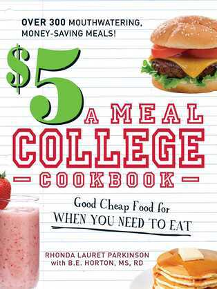 $5 a Meal College Cookbook