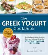 The Greek Yogurt Cookbook