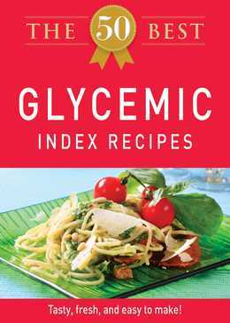 The 50 Best Glycemic Index Recipes