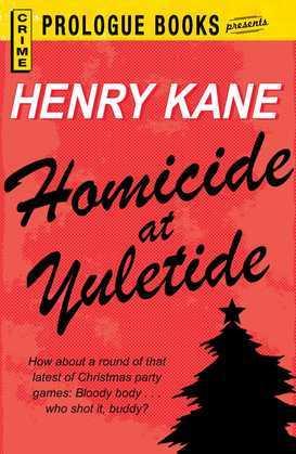 Homicide at Yuletide