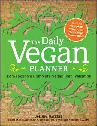 The Daily Vegan Planner