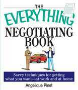 The Everything Negotiating Book