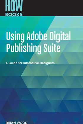 Using Adobe Digital Publishing Suite