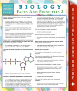 Biology Facts And Principles 2 (Speedy Study Guides)