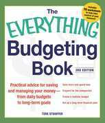 The Everything Budgeting Book