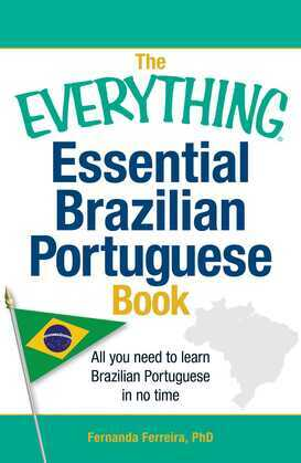The Everything Essential Brazilian Portuguese Book