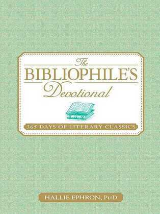 The Bibliophile's Devotional