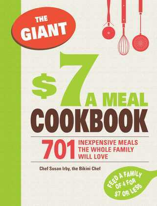 The Giant $7 a Meal Cookbook