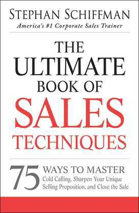 The Ultimate Book of Sales Techniques