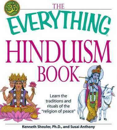 The Everything Hinduism Book