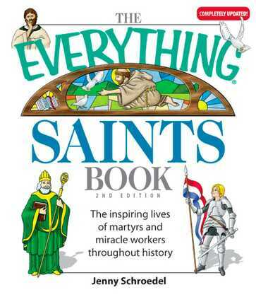 The Everything Saints Book