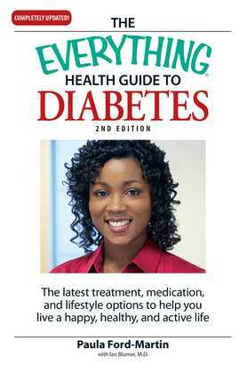 The Everything Health Guide to Diabetes